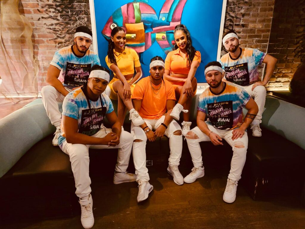 Latin Connection Dancers